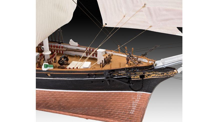 Revell 05430 Geschenkset Cutty Sark 150th Anniversary