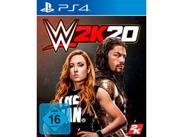 WWE 2K20