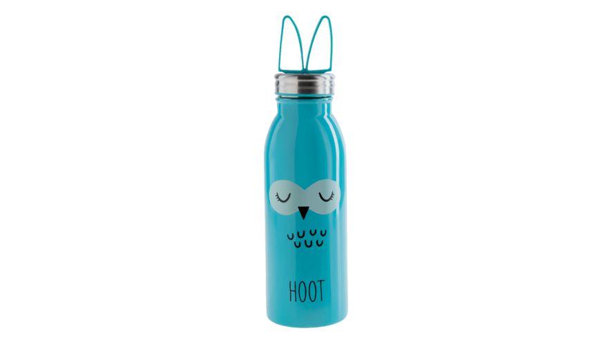 aladdin Edelstahltrinkflasche ZOO OWL