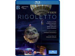 Rigoletto Blu ray