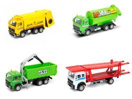 Mueller Toy Place Spielzeugauto Service LKW 1 Stueck sortiert