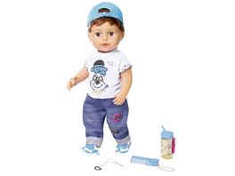 Zapf Creation BABY born Soft Touch Brother 43cm