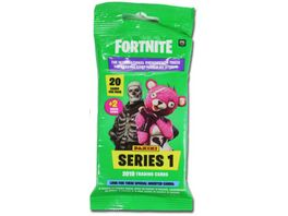 Panini Fortnite Trading Cards Serie 1 Fat Pack Booster