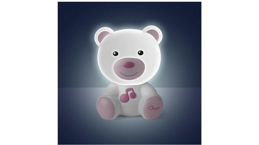 Chicco Traumlicht Pink Der leuchtende Freund der Kinder