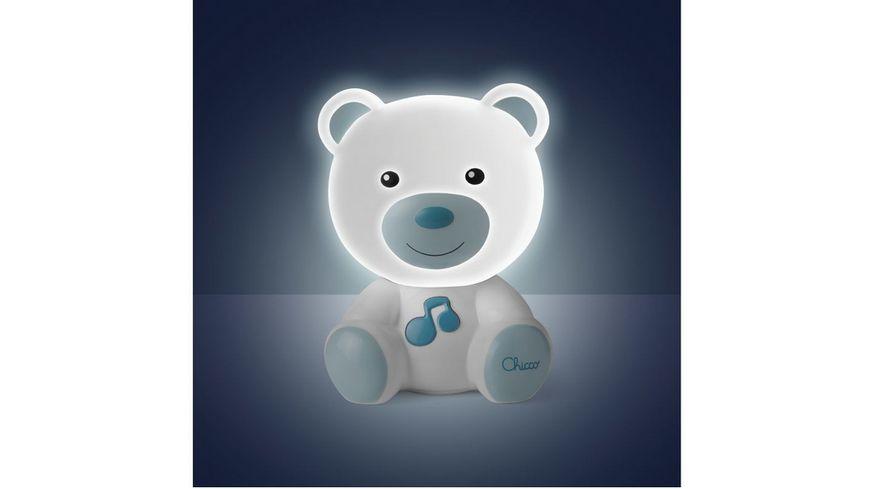 Chicco Traumlicht Blau Der leuchtende Freund der Kinder