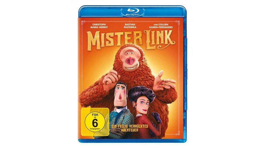 Mister Link Ein fellig verruecktes Abenteuer