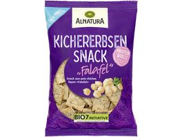 Alnatura Kichererbsen Snack Falafel