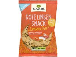 Alnatura Rote Linsen Snack Linsen Dal