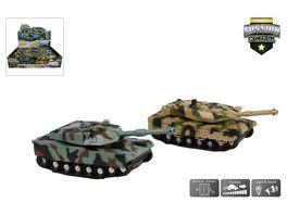 Van Manen Panzer 18 cm mit Licht und Sound 1 Stueck