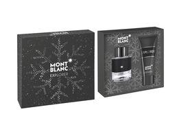 MONTBLANC Explorer Eau de Parfum Geschenkset
