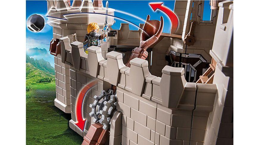 PLAYMOBIL 70220 Novelmore Grosse Burg von Novelmore