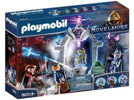 PLAYMOBIL 70223 Novelmore Tempel der Zeit