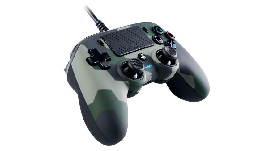 NACON PS4 Controller Color Edition [Off. lizenz./camo green]