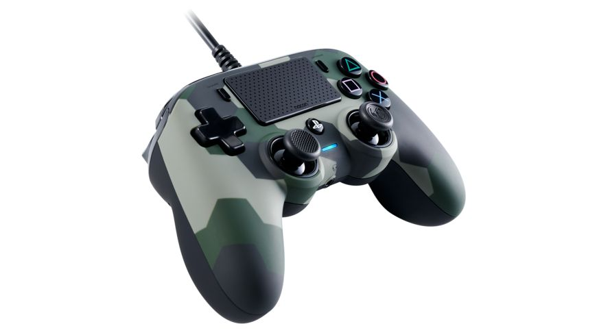 PS4 Controller Color Edition Off lizenziert camo green