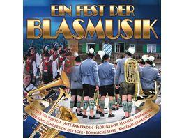 Ein Fest der Blasmusik