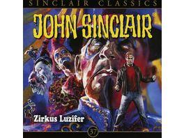 Classics Folge 37 Zirkus Luzifer