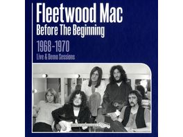Before the Beginning 1968 1970 Rare Live Demo