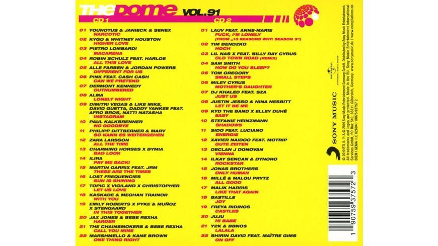 The Dome Vol 91