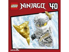 LEGO Ninjago CD 40