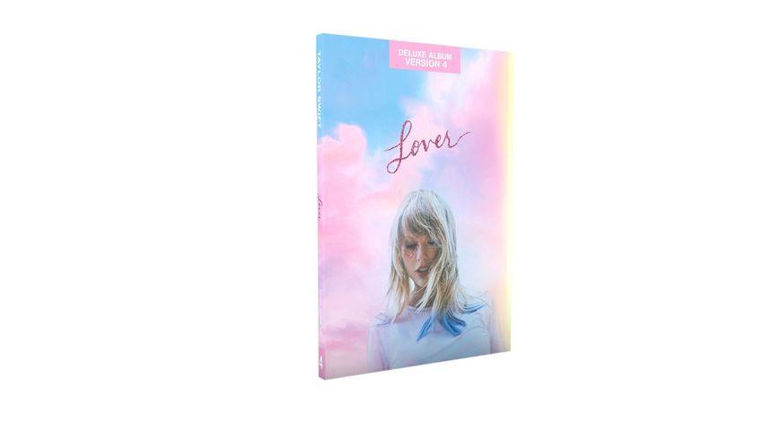 LOVER LTD DELUXE ALBUM VERSION 4