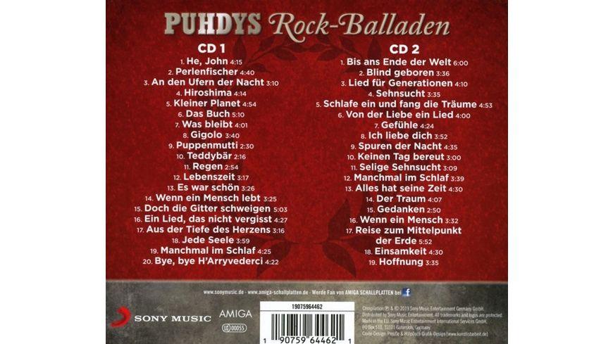Rock Balladen
