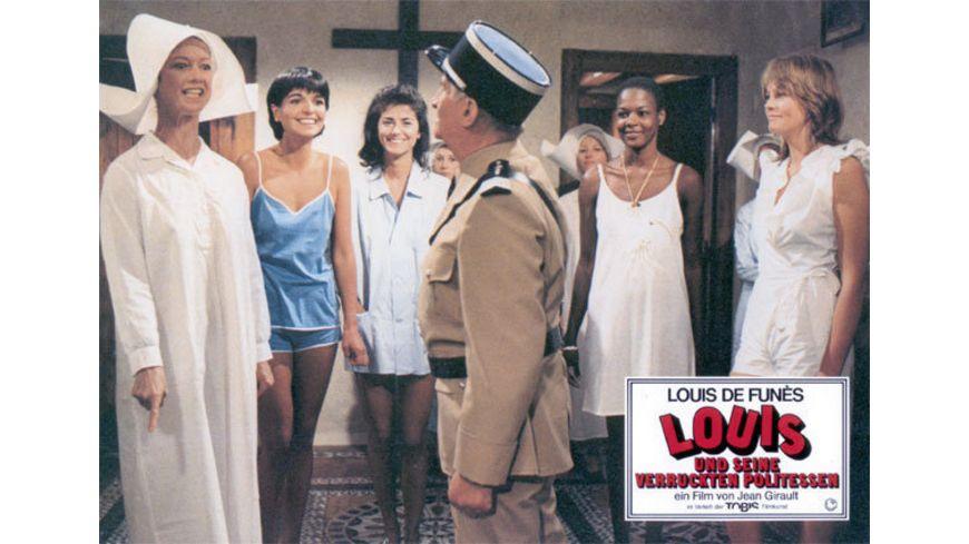Louis de Funes Gendarmen Blu ray Box 3 DVDs