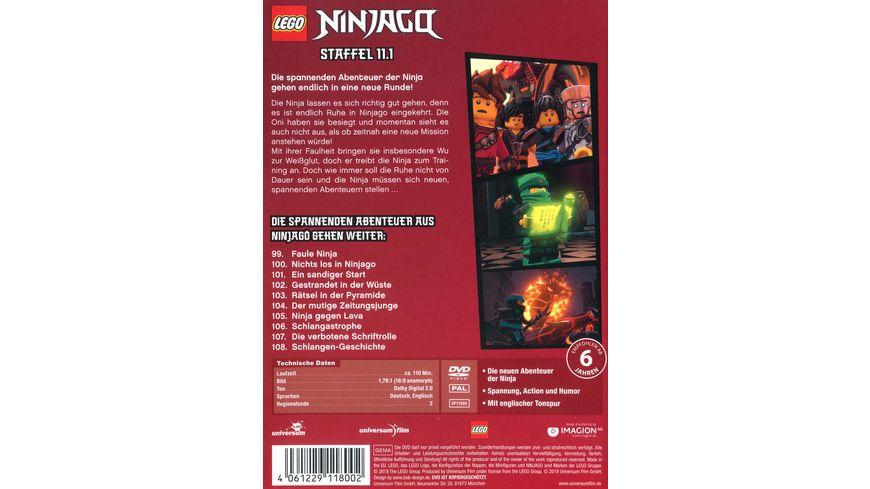 LEGO Ninjago Staffel 11 1