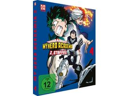 My Hero Academia 2 Staffel Blu ray 4