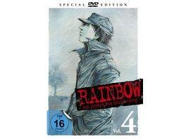 Rainbow Die Sieben von Zelle sechs Vol 4 Special Edition