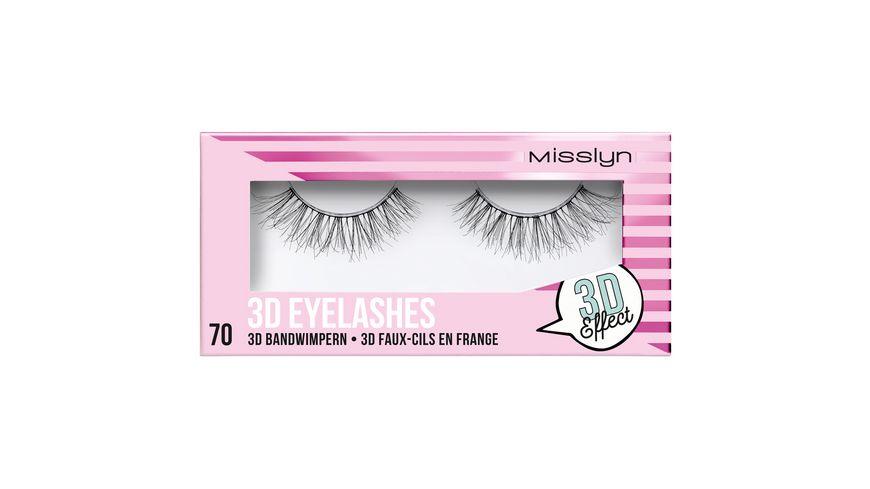 Misslyn 3D Eyelashes