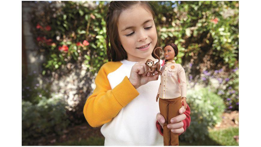 Mattel Barbie Umweltschuetzerin Puppe