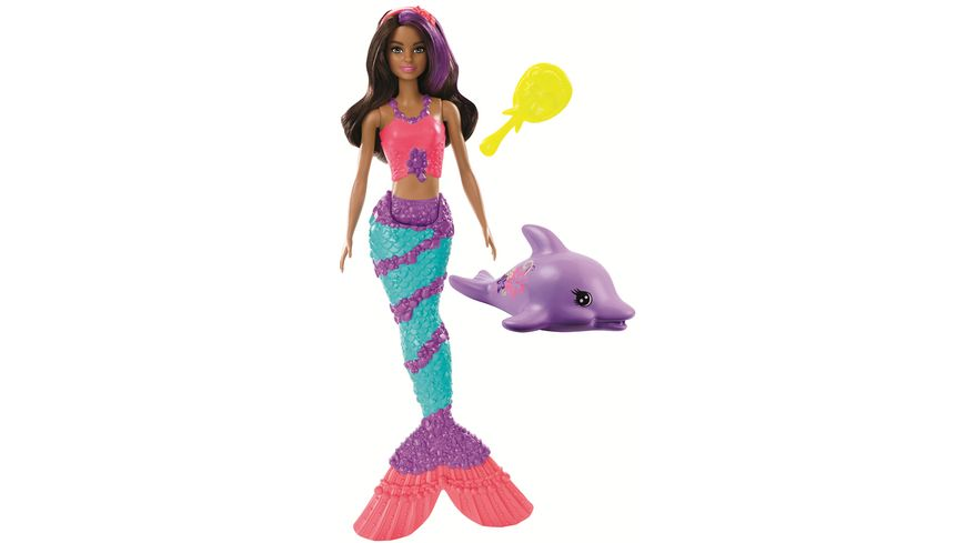 Mattel Barbie Reise Teresa Meerjungfrau Puppe