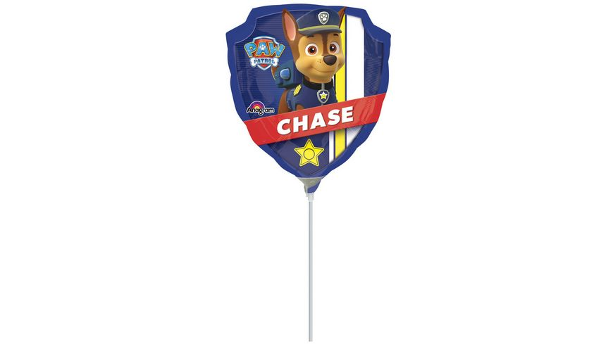 Amscan Folienballon Mini Shape Paw Patrol