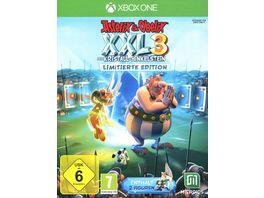 Asterix Obelix XXL 3 Der Kristall Hinkelstei