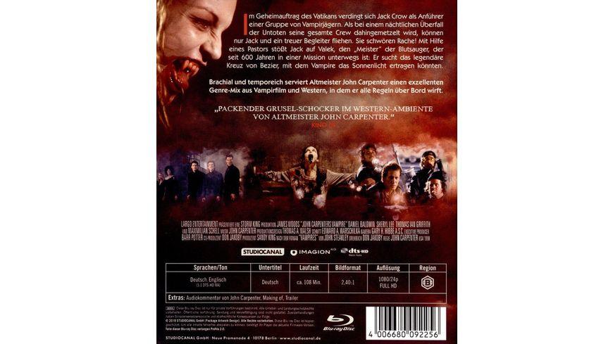 John Carpenters Vampire Uncut