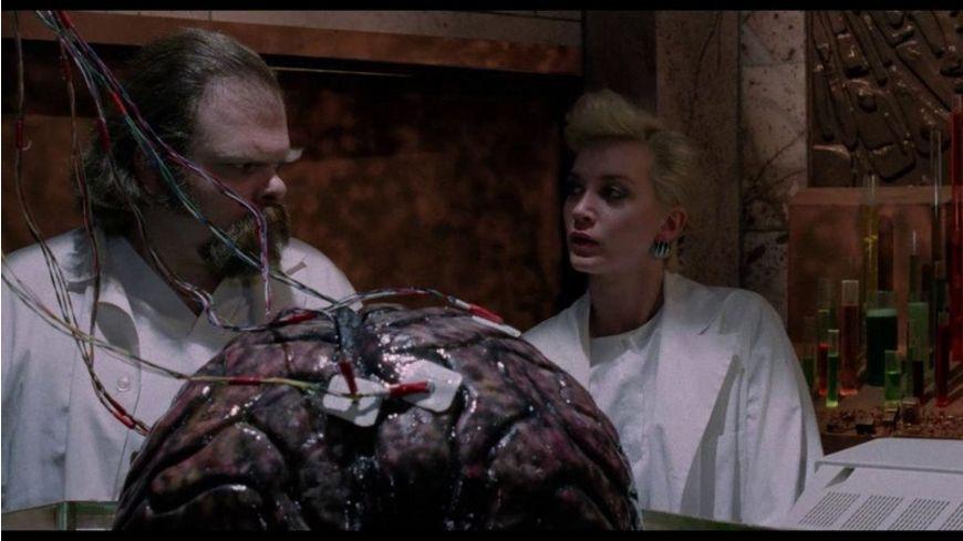 Das Gehirn The Brain Uncut limited Mediabook Edition Blu ray DVD plus Booklet HD neu abgetastet