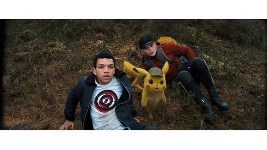Pokemon Meisterdetektiv Pikachu 4K Ultra HD Blu ray 2D