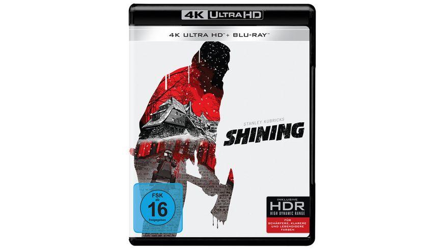 Shining 4K Ultra HD Blu ray 2D