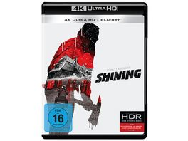 Shining 4K Ultra HD Blu ray 2D