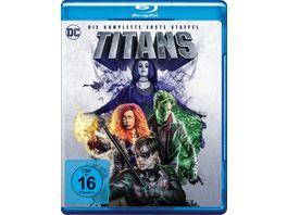 Titans Die komplette 1 Staffel 2 BRs