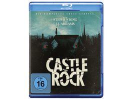 Castle Rock Die komplette 1 Staffel 2 BRs
