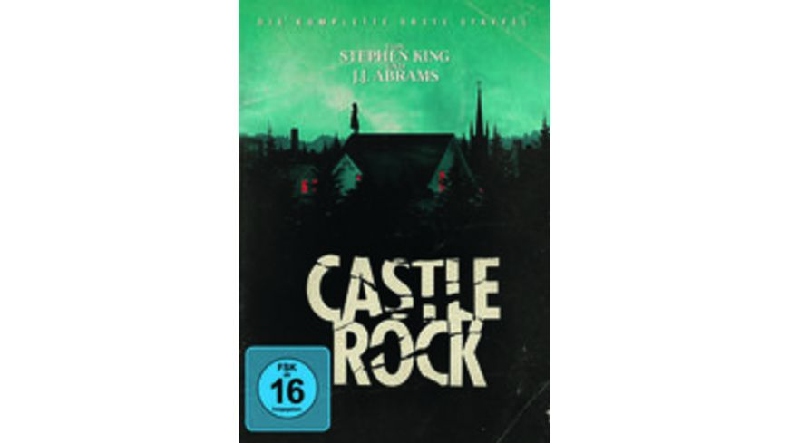 Castle Rock Die komplette 1 Staffel 3 DVDs