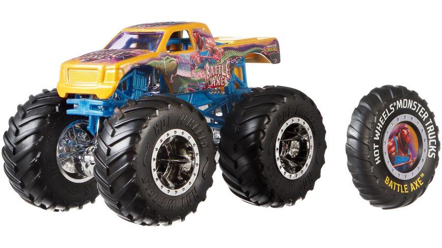Mattel Hot Wheels Monster Trucks 1 64 Die Cast 1 Stueck sortiert