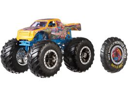 Hot Wheels Monster Trucks 1 64 Die Cast Sortiment