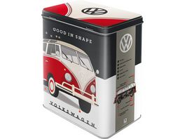 Nostalgic Art Vorratsdose VW Bulli Good in shape