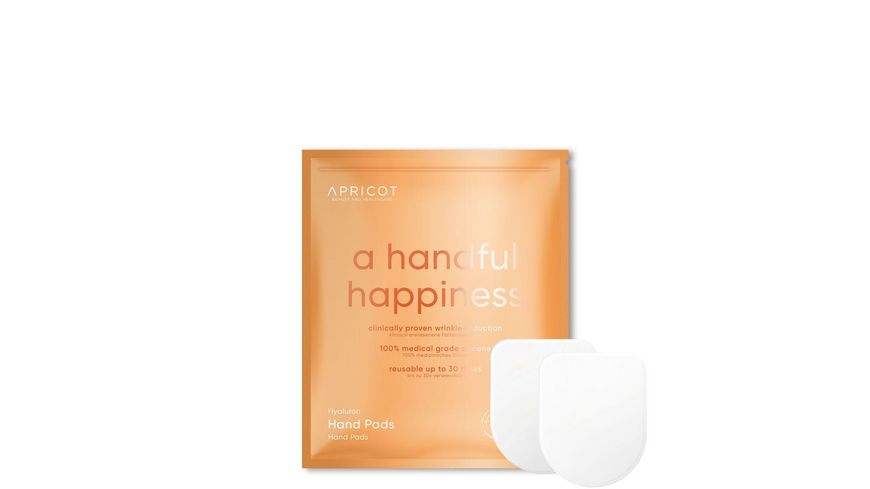 APRICOT BEAUTY AND HEALTHCARE Hyaluron Hand Pads