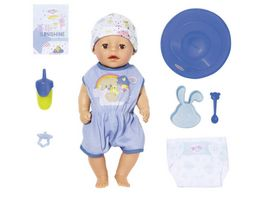 Zapf Creation BABY born Soft Touch Little Boy 36cm