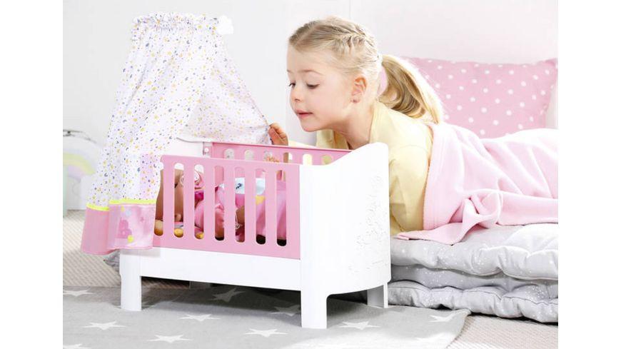 Zapf Creation Baby born Magisches Himmelbett