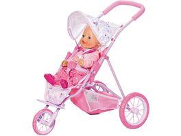 Zapf Creation BABY born Tri Pushchair