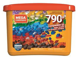 Fisher Price Mega Bloks Mega Construx Grosse Box fuer Kreative 790 Teile